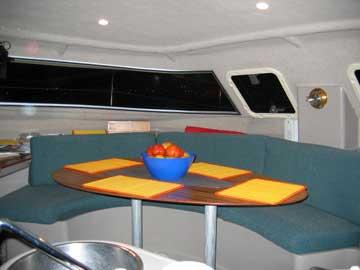 1994 Fountaine Pajot 35 sailboat