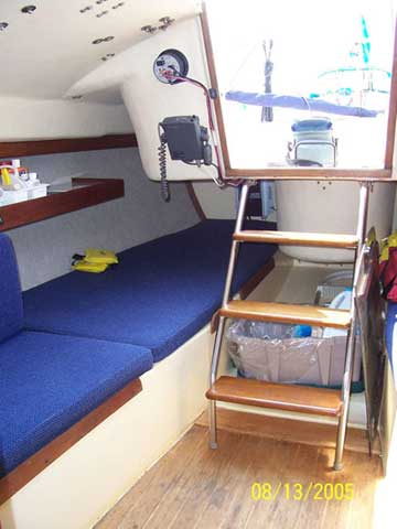 1984 Freedom F25 sailboat