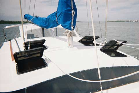 Gemini 32 sailboat