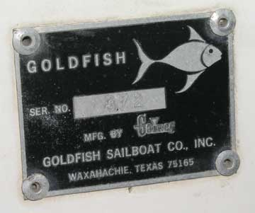 1970 Goldfish