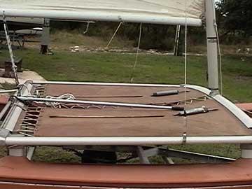 1978 Hobie 14 sailboat