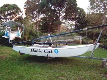1990 Hobie 16