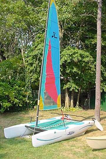 1998 Hobie Wave Club Edition sailboat