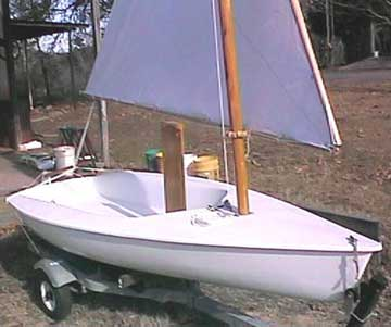 Holder 12 sailboat for sale