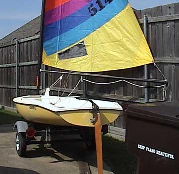 Holder 12 sailboat for sale