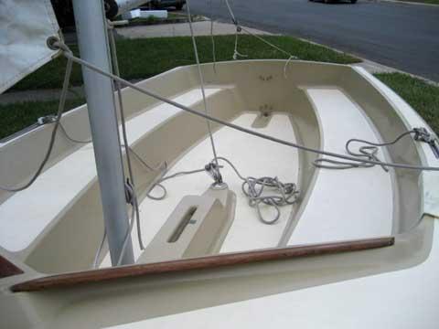 Holder Vagabond 14 sailboat for sale