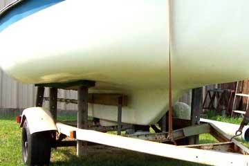 1982 Hunt 5.2 sailboat