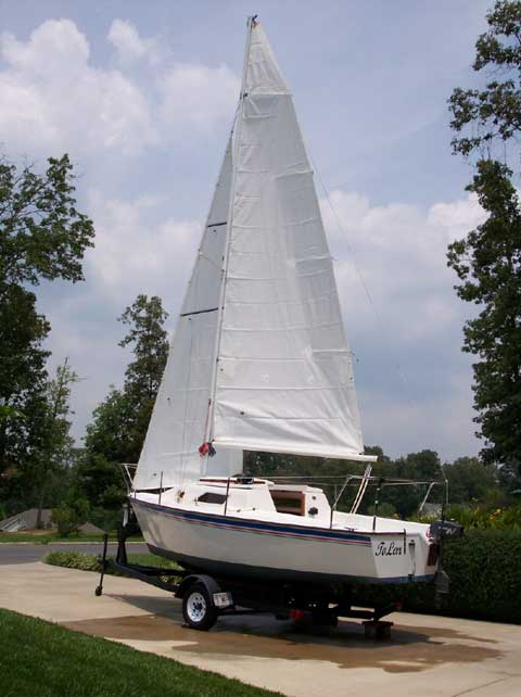 Hunter 20 Sailboat For Sale