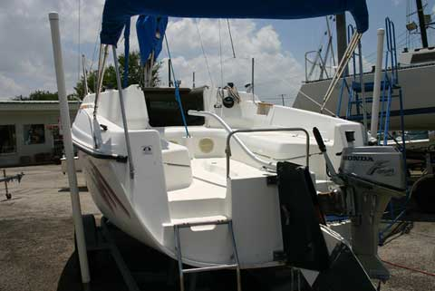 Hunter 23 5 Sailboat For Sale