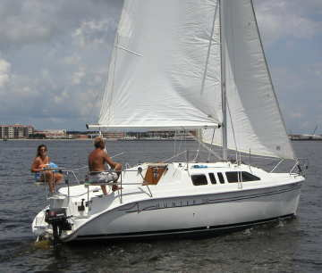 Hunter 260 Sailboat For Sale