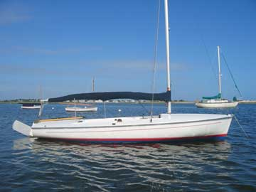 1994 Flying Scot sailboat