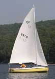 1977 Flying Scot sailboat