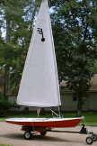 1975 Force 5 sailboats