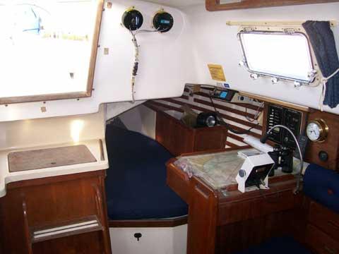 Hunter 30 sailboat