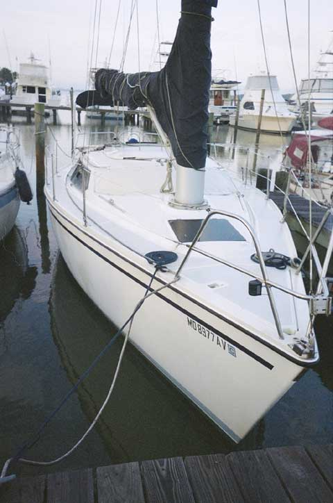 Hunter Vision 32 Yacht For Sale Sailboat