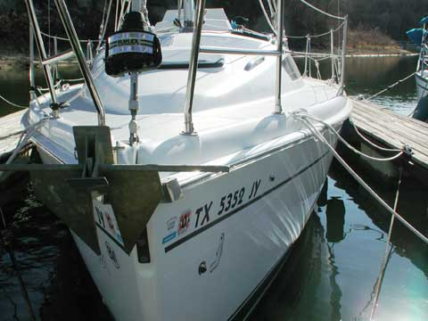 Hunter 326 Sailboat For Sale
