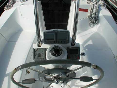 Hunter 33 sailboat