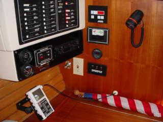 1996 Hunter 336 sailboat