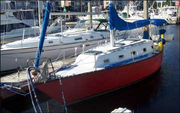 1979 Hunter 33 Yacht For Sale