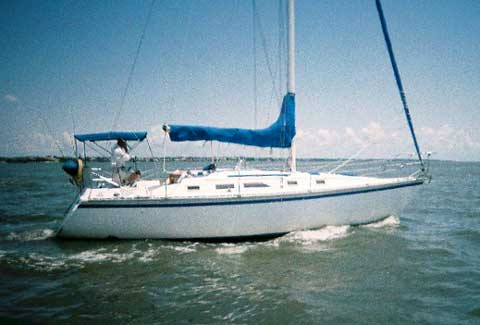 Hunter 34 Yacht For Sale