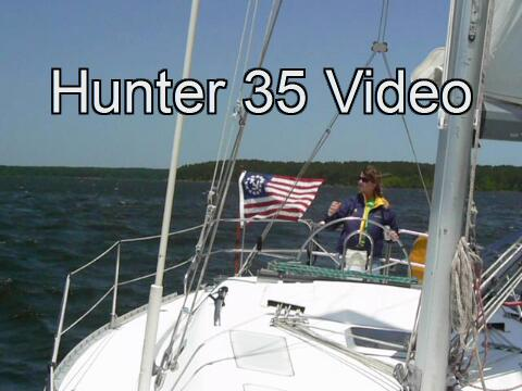 Click for Hunter 35 Video