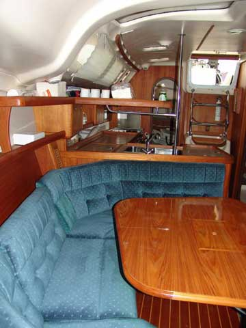 Hunter 376 Yacht For Sale