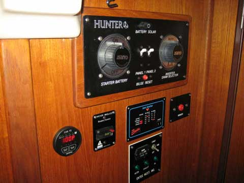 Hunter Passage 42