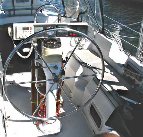 Hunter 42 sailboat