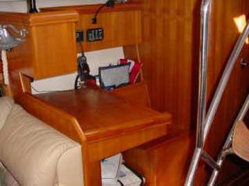 Hunter 456 sailboat
