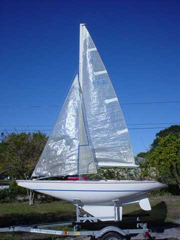 1991 Illusion Mini 12 sailboat