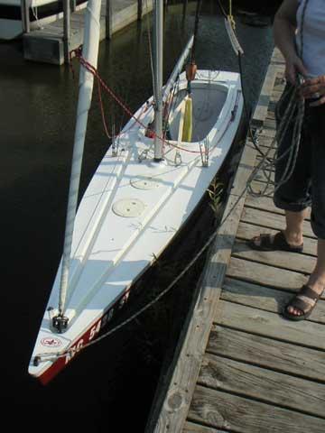 L987 Illusion Mini 12 Sailboat For Sale