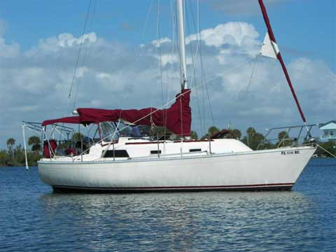 Irwin Citation 30 Yacht For Sale