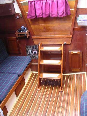 1983 Island Packet 26 MKII sailboat