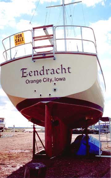 1987 Island Packet 31 sailboat