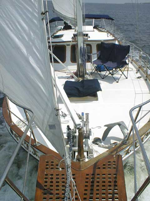Island Trader 40 Yacht For Sale