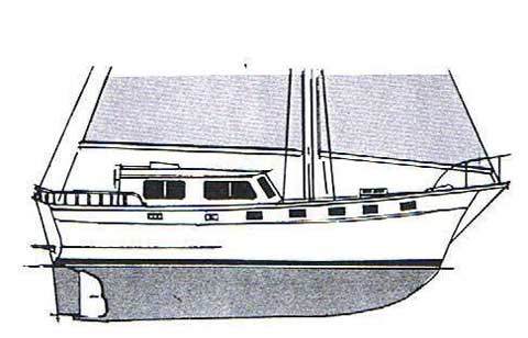 Island Trader 40