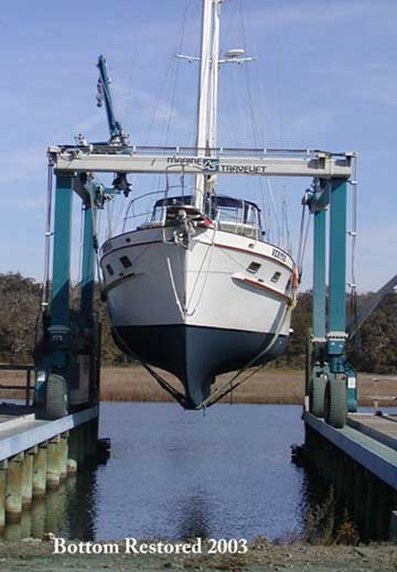 Island Trader 46 Yacht For Sale