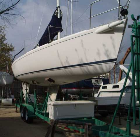 J/105 sailboat for sale