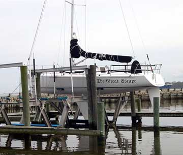 J/105 sailboat for sale, used sailboats