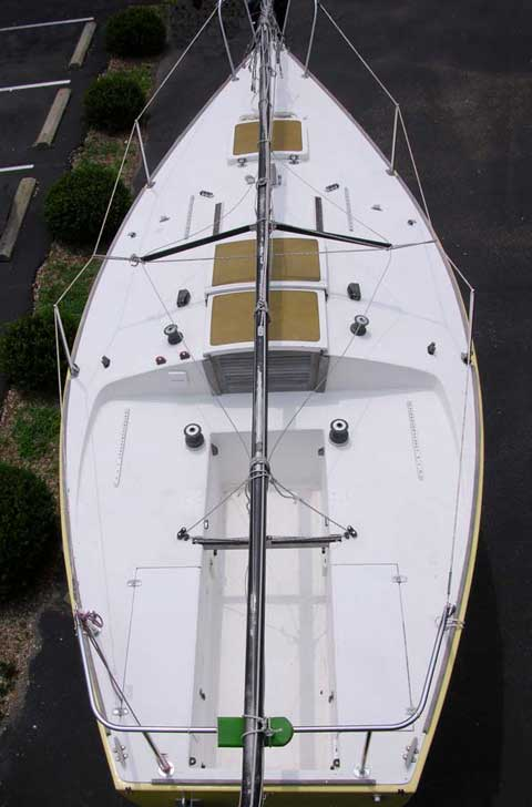 J 24 Sailboat For Sale