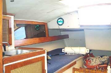 1982 J24 sailboat
