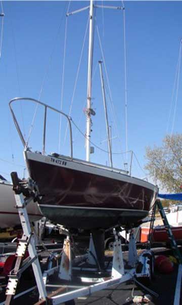 1987 J/24 sailboat