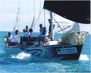 1984 J/29 sailboat