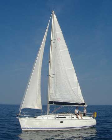 Jeanneau Sun Odyssey 34