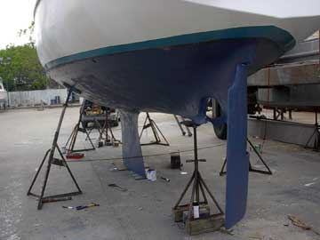 1980 Jeanneau 37 sailboat