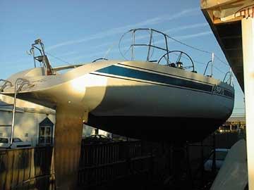 1986 Joubert Nivelt 50 sailboat