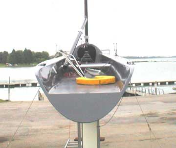 JS 9000 sailboat