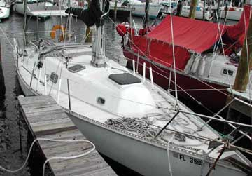 1977 Kells 28 sailboat