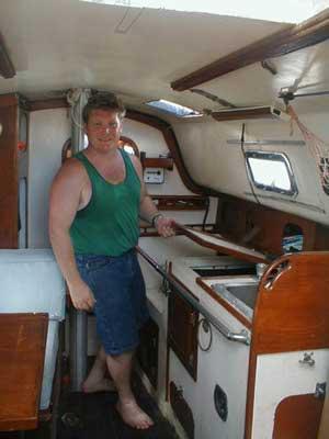 1977 Kells 28 sailboat