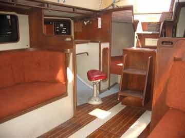 1984 Kirby 36 sailboat